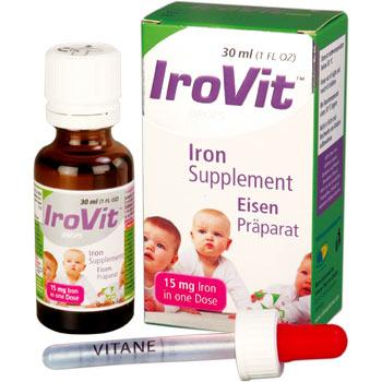Irovit-drops