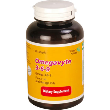 Omegavyte 3 6 9 Softgel Capsule Vitane Our Vitamin Shop